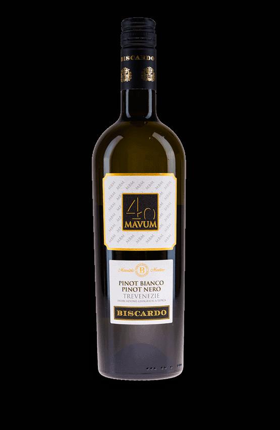Mavum Pinot Bianco – Pinot Nero