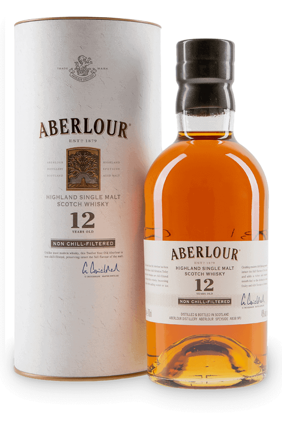 Aberlour 12 Yrs Non Chill-Filtered