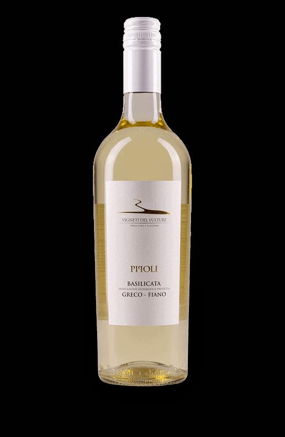 Pipoli Bianco Greco / Fiano Basilicata