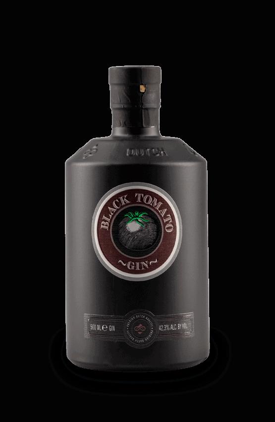Black Tomato Gin mit Tonic in Geschenkverpackung