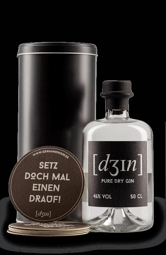 [dʒɪn] – Bocholter Pure Dry Gin