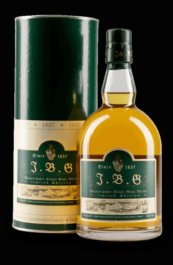 J.B.G Münsterländer Single Grain Whisky – 6 Jahre