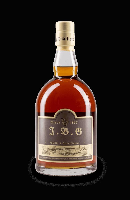 J.B.G Herbs Liqueur Whisky-Likör